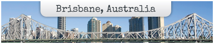 how to call brisbane australia from canada
